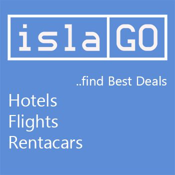 Compare cheap Flights Hotels and Car Rentals in islaGO.com